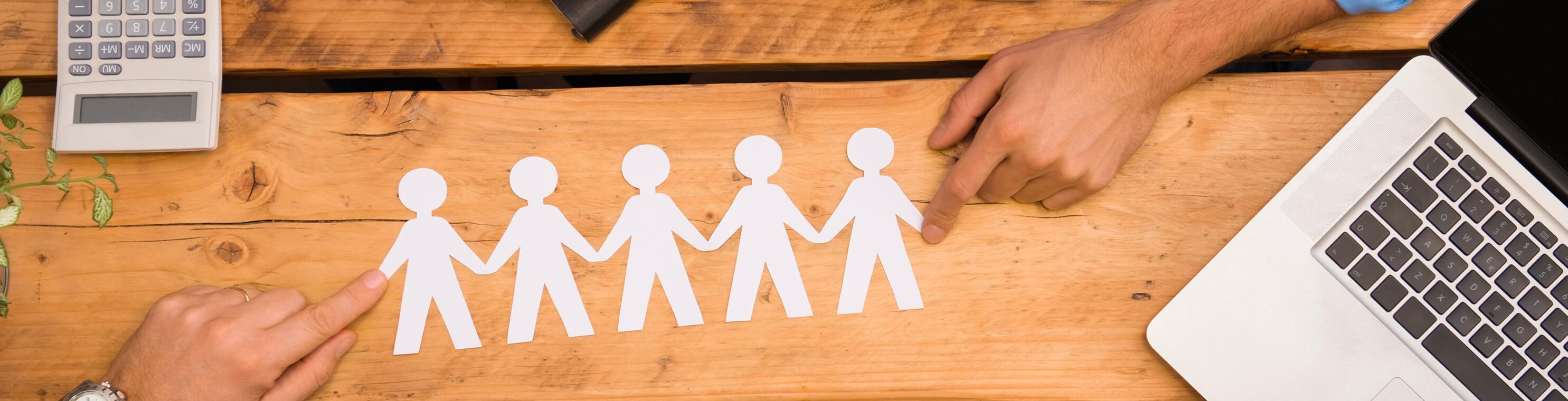 ViaExperts propose une assistance à la mesure des besoins et adaptée à la taille de l'association. Image d'illustration.